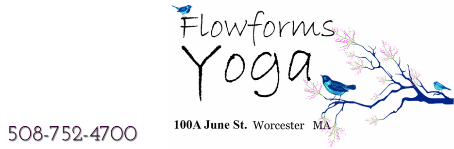 Flowforms Yoga Meditation